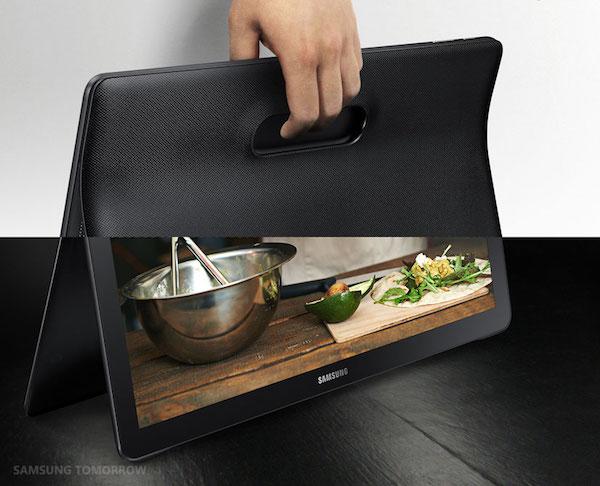 الاعلان رسمياً عن  تحفة سامسونغ الجديدة Samsung Galaxy View