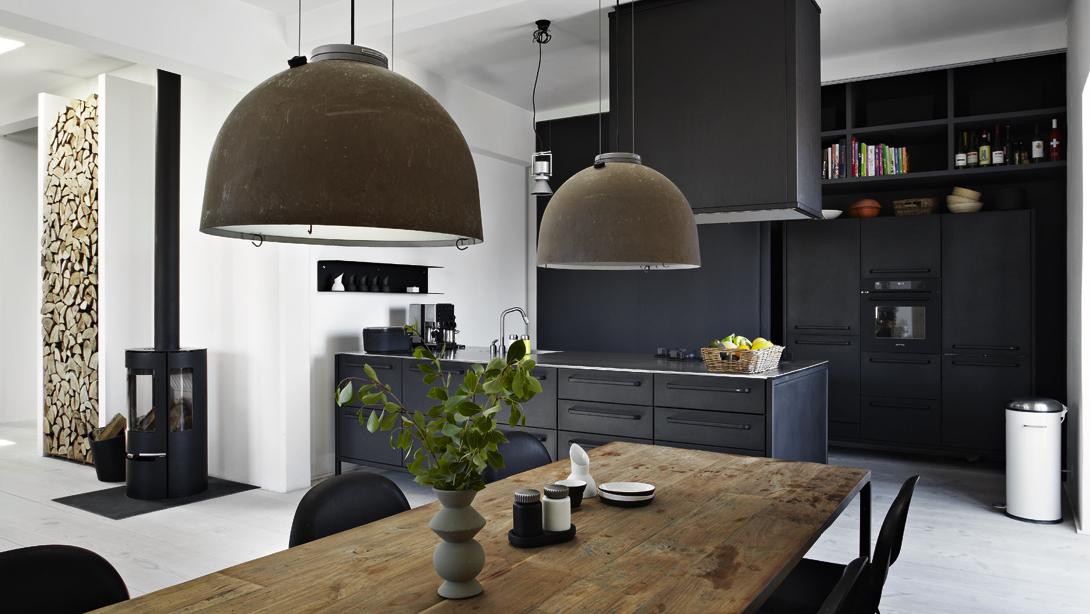 Keuken Ideeen Opdoen : Modern Factory Interiors