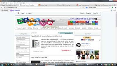 Mozilla Firefox 20 Beta 5 Maret 2013