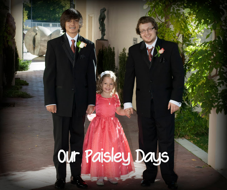 Our Paisley Days
