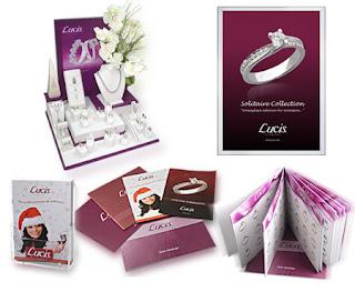 Lucis Pırlanta Katalog, Mücevher kılavuzu