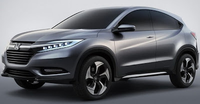 Honda Urban SUV Concept leaks out ahead of Detroit debut