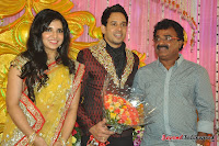 Celebraties at Actor Bharat n Jessy Wedding Reception Photos+%2528142%2529 Actor Bharath n Jessy Wedding Photos