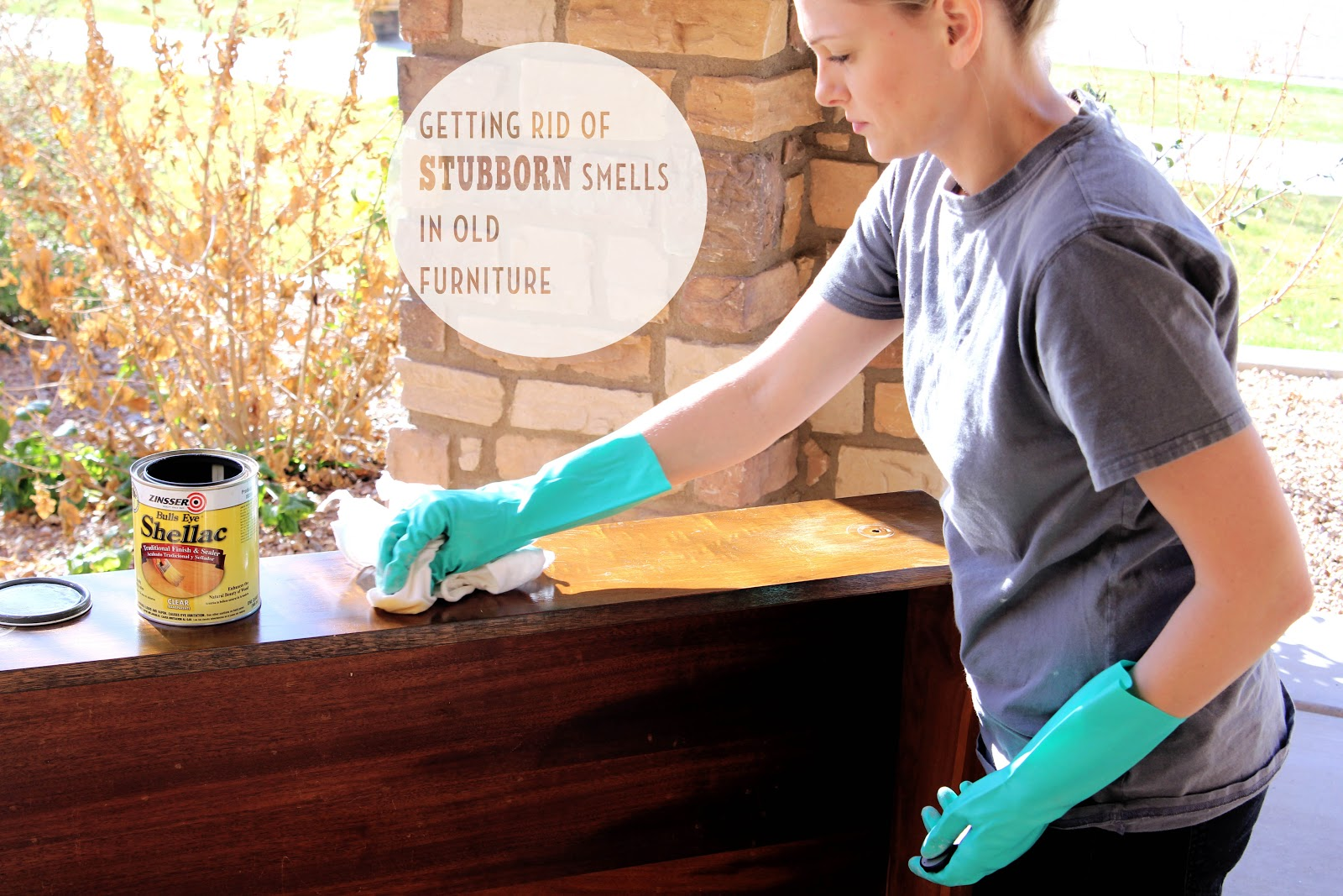 Natty By Design Removing Stubborn Smells From Old Furniture