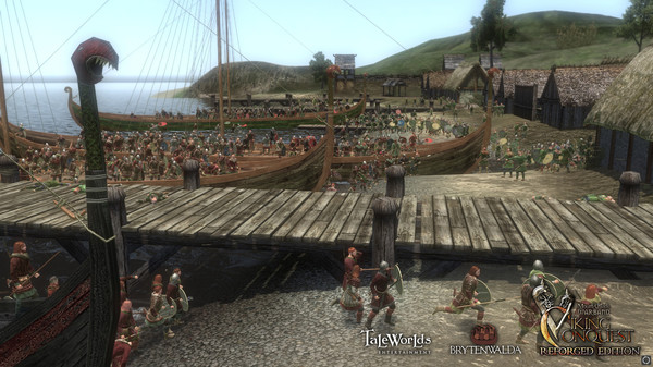 Gamegokil.com - Mount and Blade Warband Viking Conquest Reforged Edition