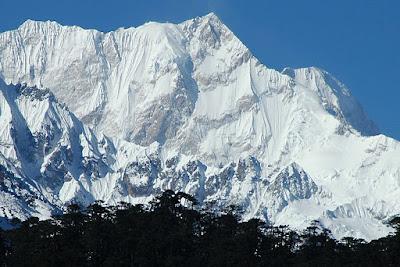 Gunung-Kangchenjunga