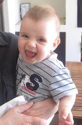Zac 7 months