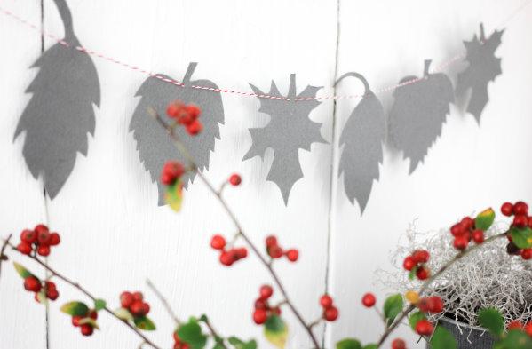 Der Herbst ist da: Deko selber machen