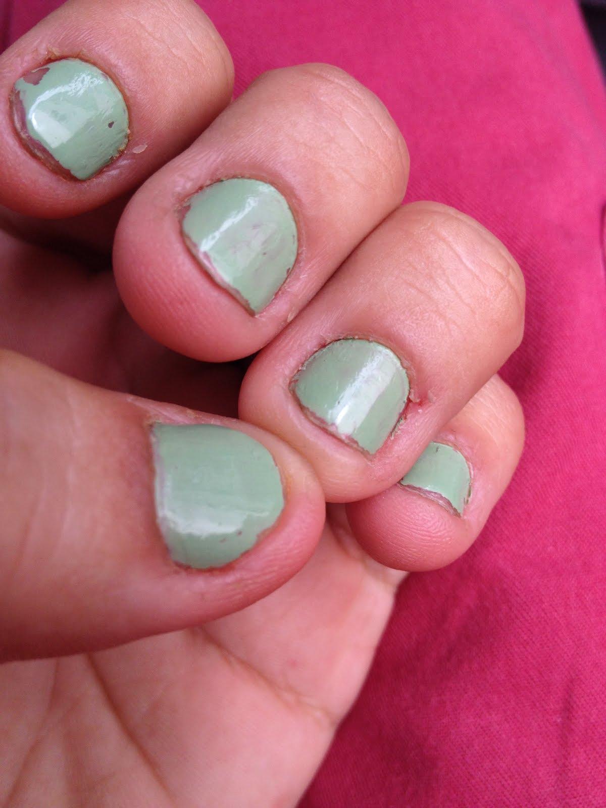 Como dejar de comerse las uñas... ¿Como? : Hombres que se pintan las ...