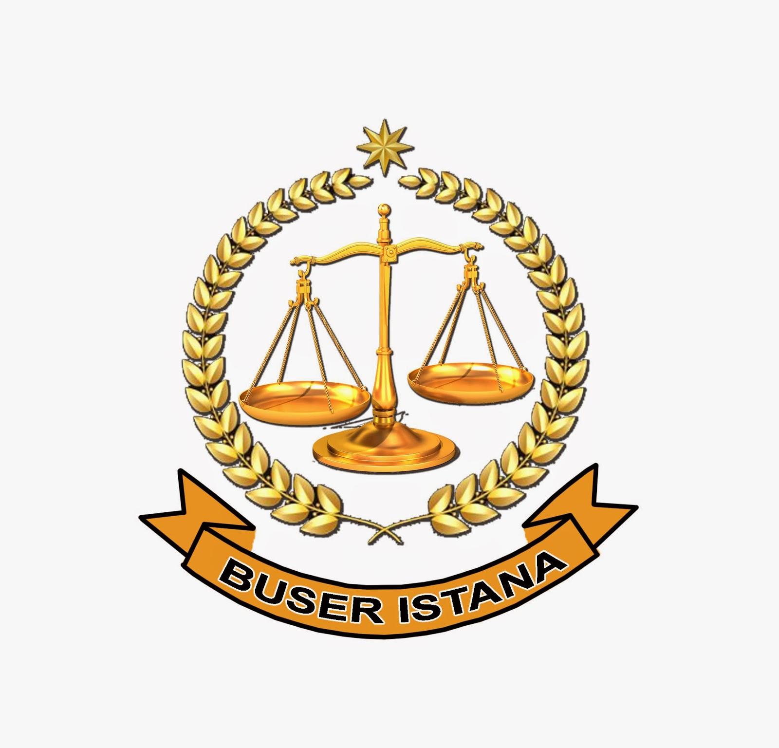 www buseristana com arti logo lambang buser istana