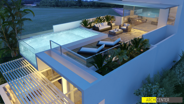 Archicenter per casas de playa - Casa de playa ...