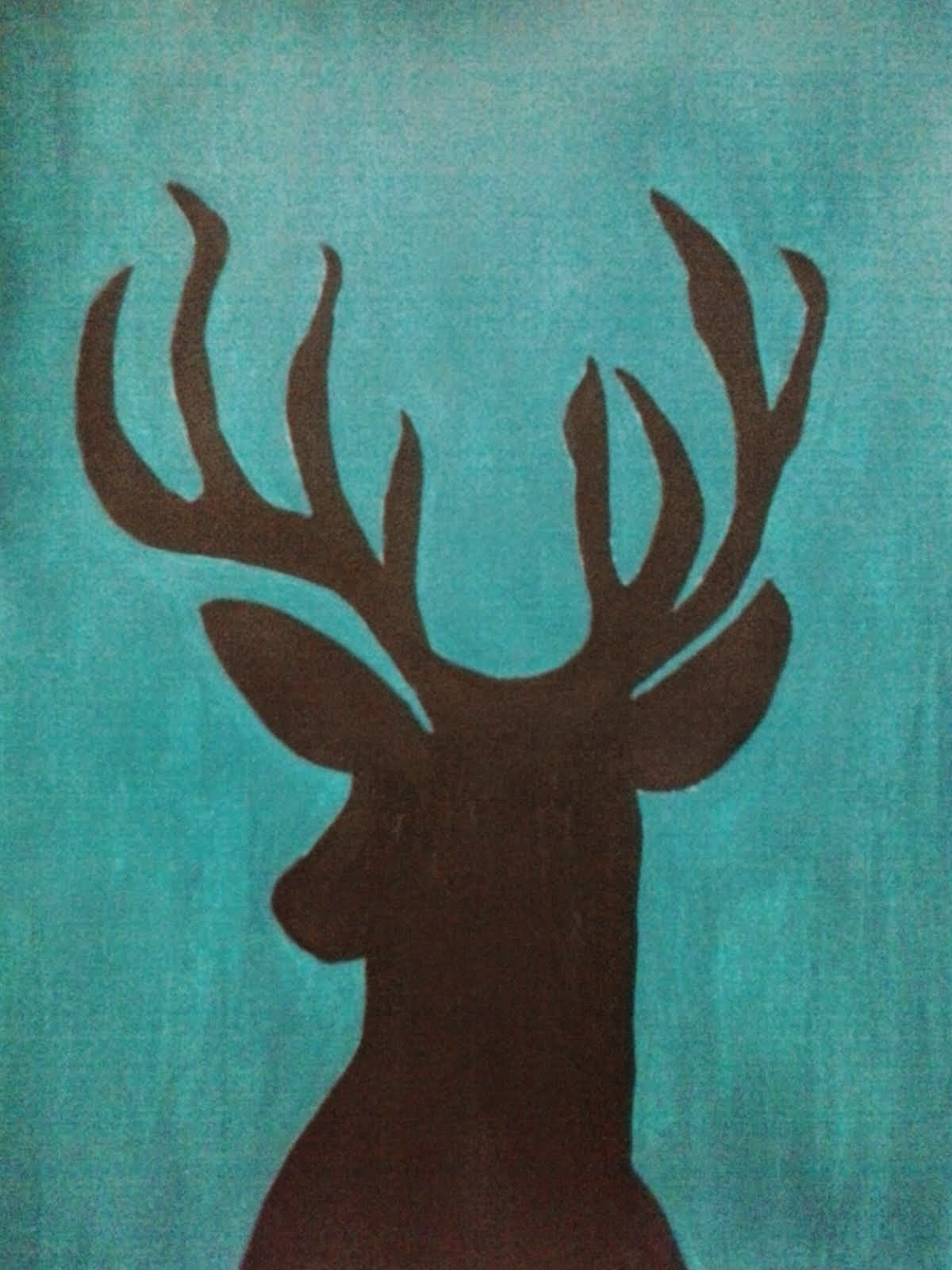 *the black deer*