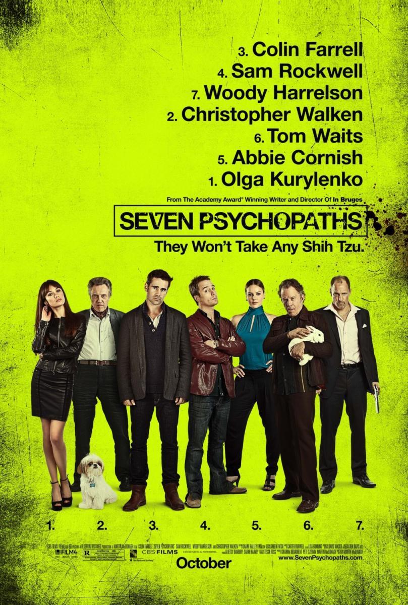 Descargar 7 Psychopaths