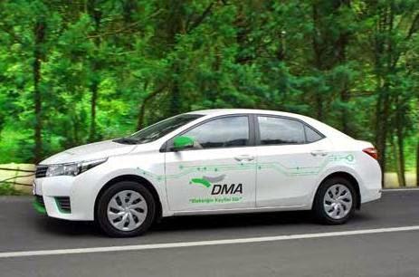 Yeni ve yerli, DMA'dan..
