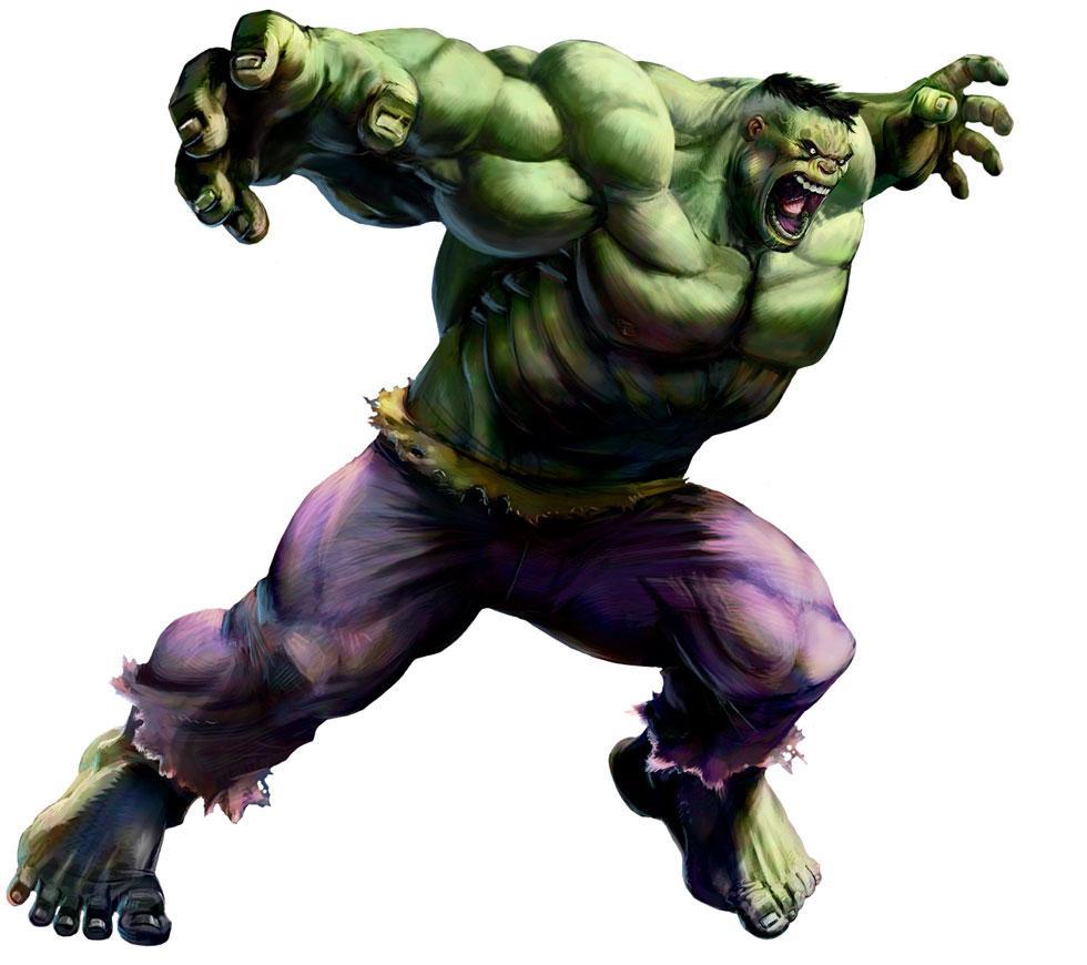 Hulk Art Pic