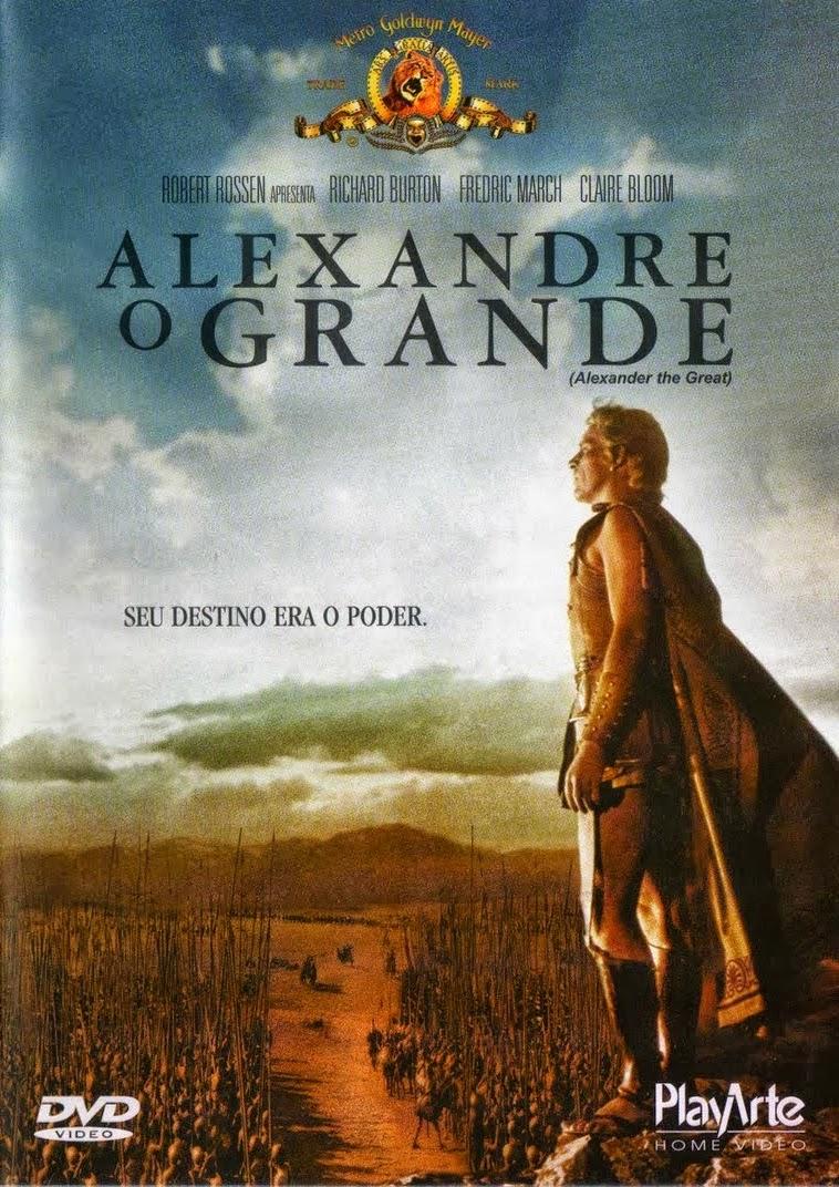 Alexandre o Grande – Dublado