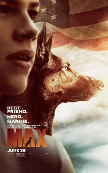 Max (2015) HC WEBRip x264-SHERiF