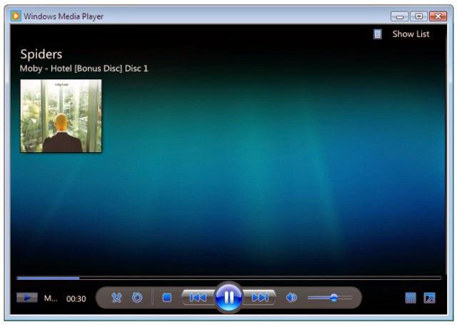تحميل برنامج windows media player 11 مجانا