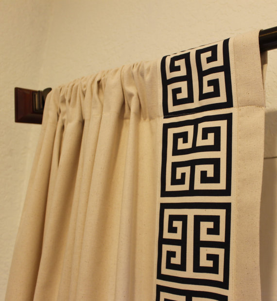 Oversized Greek Key Trim