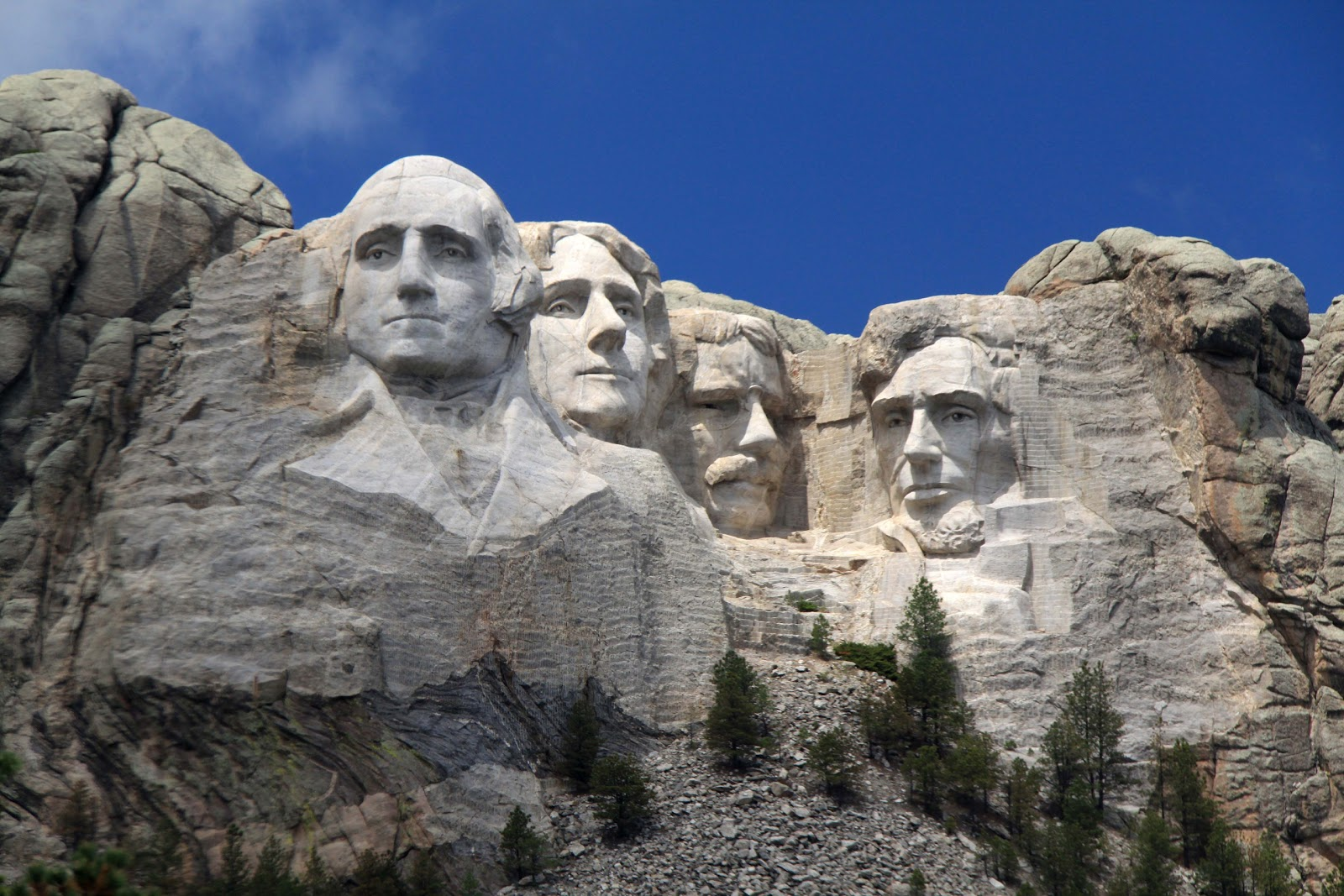 Complètement à l'ouest... pour 6 mois!: Le Mont Rushmore Rushmore