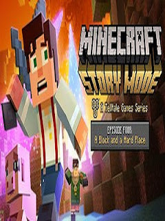 Download - Minecraft Story Mode Episode 4 - PC - [Torrent]