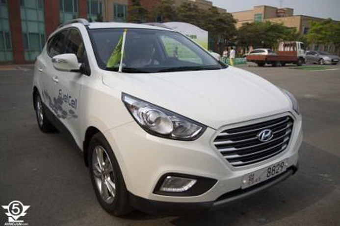 2014 Hyundai Tucson Revealed