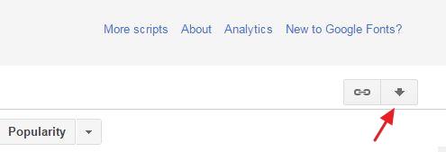 Cara Mendapatkan Font Keren Gratis dari Google