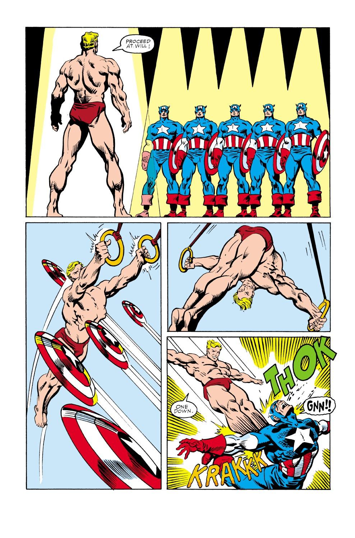 Captain America (1968) Issue #350 #282 - English 3