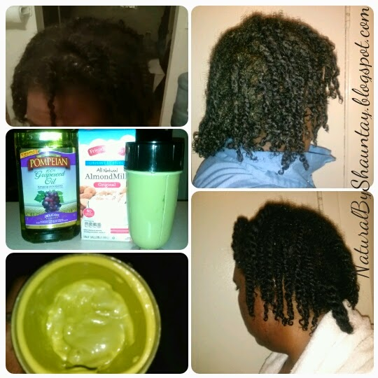 how to make a homemade avocado hair mask naturals by shauntay. Black Bedroom Furniture Sets. Home Design Ideas