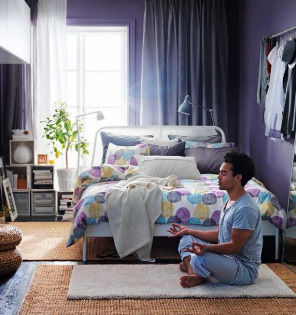 Desain kamar tidur 2013 dari IKEA