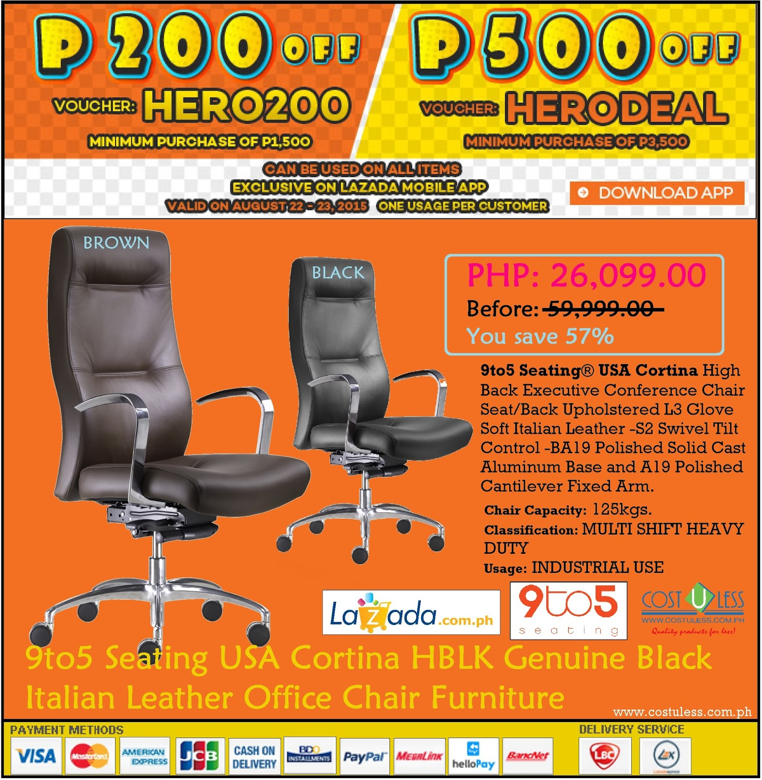 cost u less office furniture manila furniture supplier