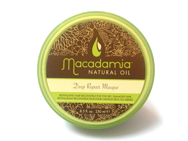 A picture of the Macadamia Natural Oil Deep Repair Masque