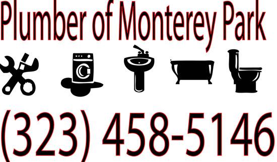 Plumber Monterey Park Ca 323-458-5146