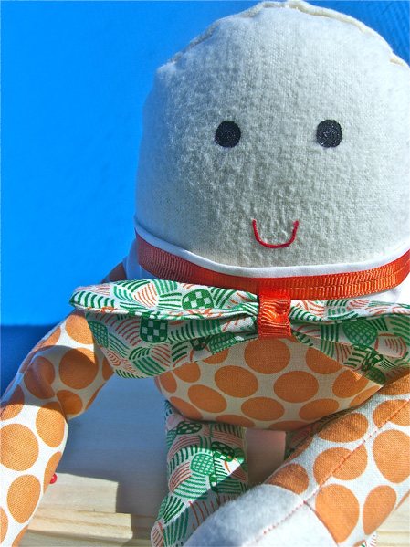 A Happy Song: Humpty Dumpty Doll