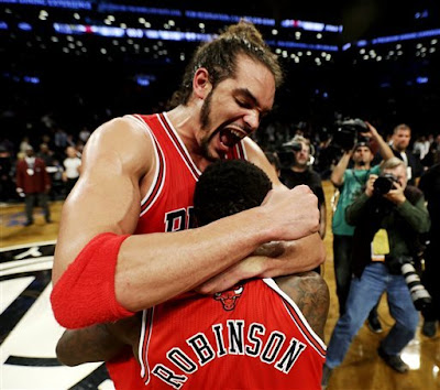 Joakim Noah playoffs