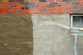Woodstock, Cambridge, Kitchener, Brick, Stone, Masonry, Concrete Sealing / Spraying