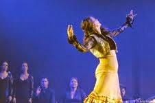 Gesto Flamenco com Carmen La Talegona e convidados especiais no Casarão Ameno Resedá