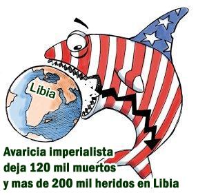 ESTADOS UNIDOS CREÓ A AL QAEDA, Y PAGA PARA QUE LE HAGAN EL TRABAJO - Página 2 Libia+codicia+imperialista