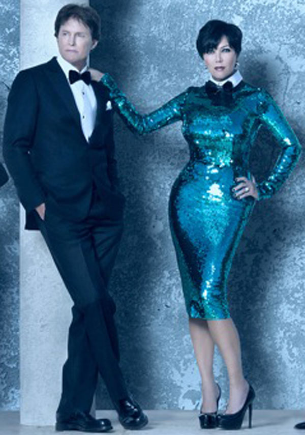 CONVICT MANNEQUIN: Kardashian Christmas Card 2011