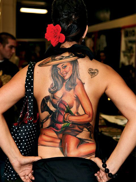 Female Tattoo Designs