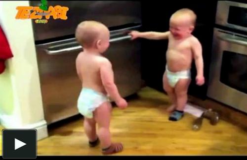 Tezaabi Totay Funny Kids on Dharna & Nawaz Sharif Resign