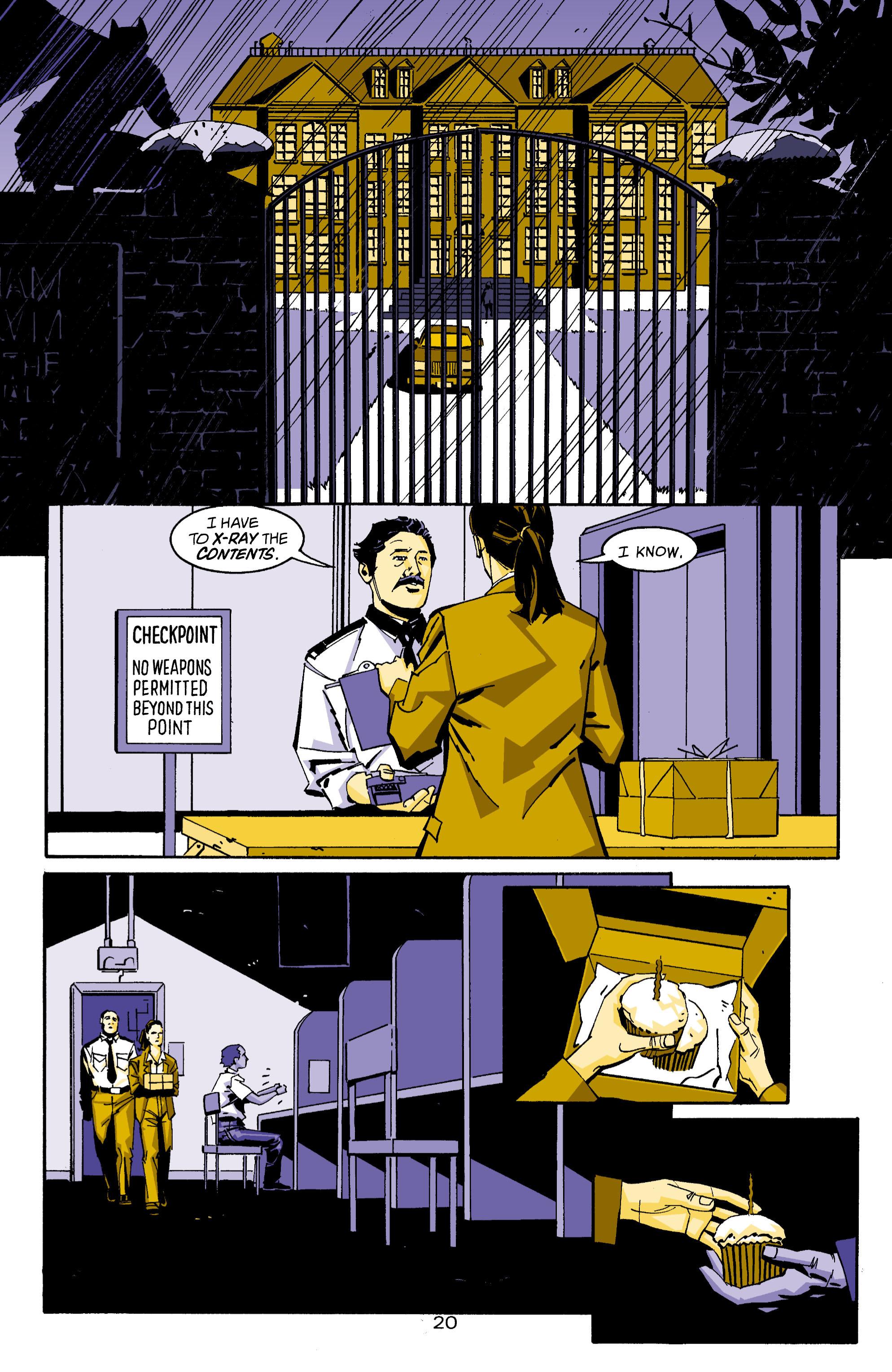 Detective Comics (1937) 747 Page 20