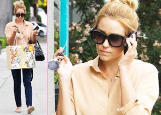 Lauren Conrad's Retail Romp at WeHo's Madison » Gossip | Lauren Conrad
