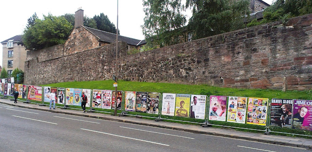 Edinburgh Pleasance posters