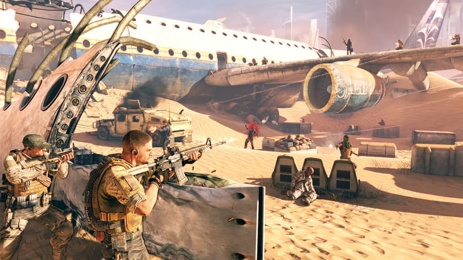 Spec Ops - The Line 2012 Jogo  completo Torrent