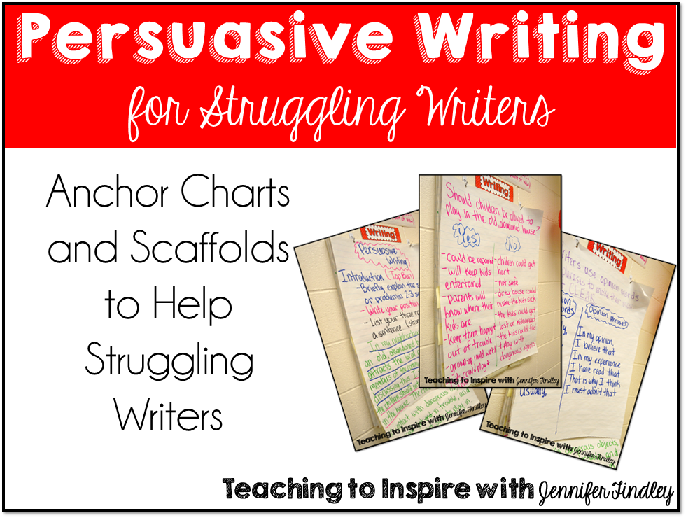teaching persuasive writing 2nd grade