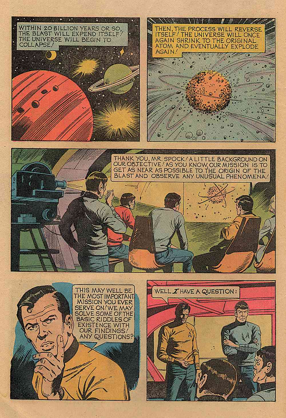 Star Trek (1967) Issue #33 #33 - English 5
