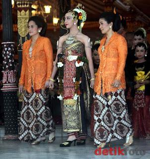 pernikahan putri sultan jogja
