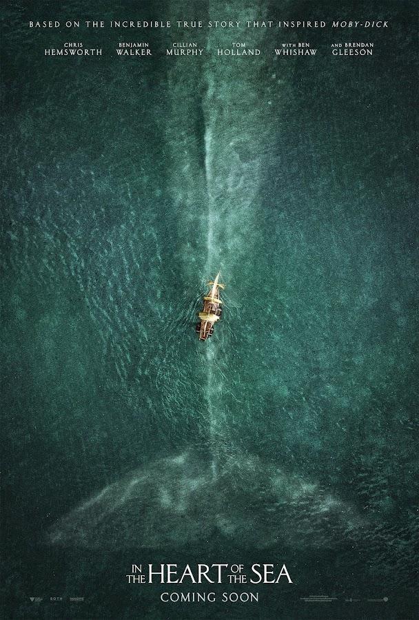 ตัวอย่างหนังใหม่ :  In the Heart of the Sea หัวใจเพชฌฆาตวาฬมหาสมุทร ซับไทย poster
