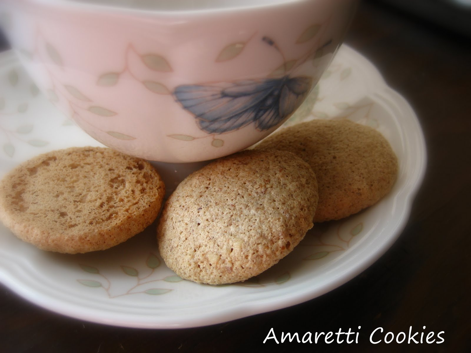 sable cookies aka ninjabread cookies amaretti cookies recipes dishmaps ...